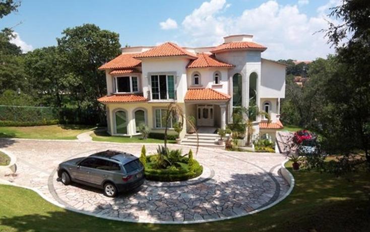 Foto de casa en venta en  , valle escondido, atizapán de zaragoza, méxico, 1176075 No. 01