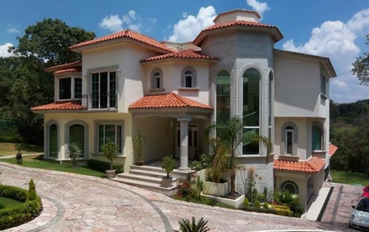 Foto de casa en venta en  , valle escondido, atizapán de zaragoza, méxico, 1176075 No. 02