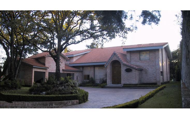 Foto de casa en venta en  , valle escondido, atizapán de zaragoza, méxico, 629211 No. 01