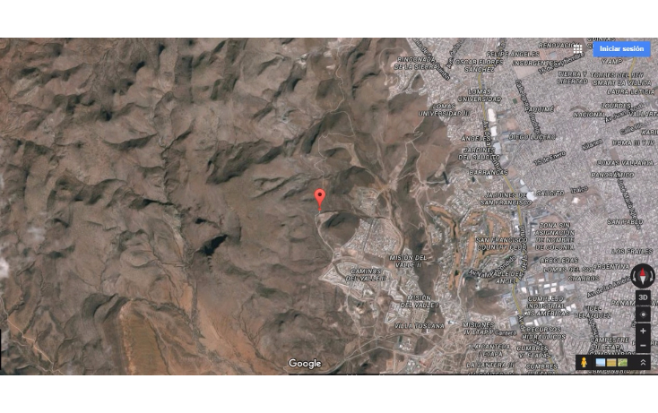Foto de terreno habitacional en venta en  , valle escondido, chihuahua, chihuahua, 1261853 No. 03