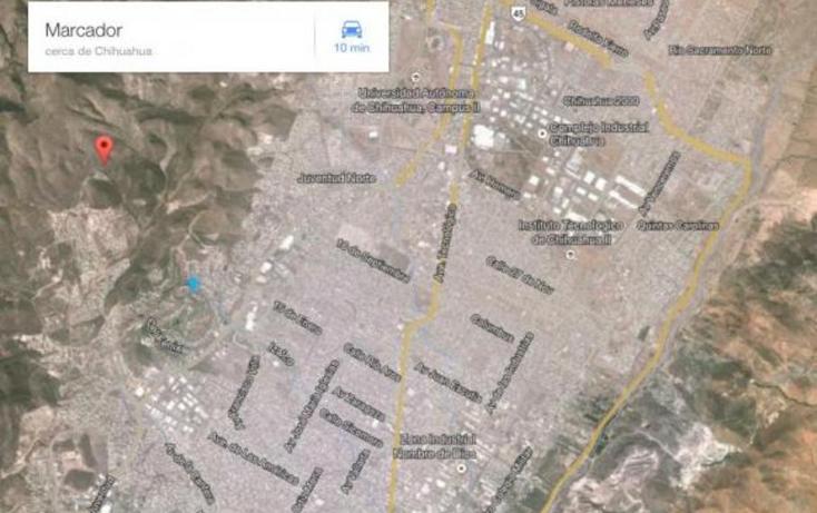 Foto de terreno habitacional en venta en  , valle escondido, chihuahua, chihuahua, 1261853 No. 04