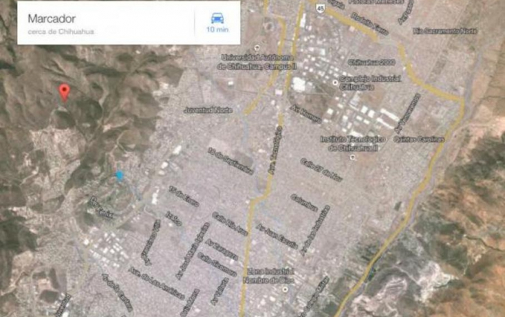 Foto de terreno habitacional en venta en, valle escondido, chihuahua, chihuahua, 773079 no 04