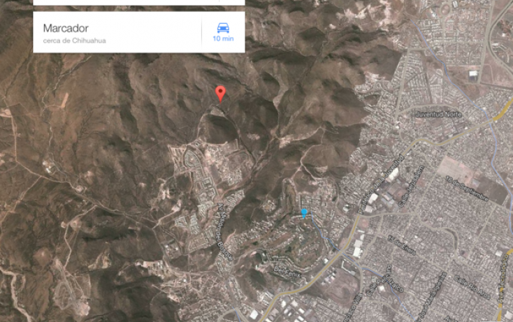 Foto de terreno habitacional en venta en, valle escondido, chihuahua, chihuahua, 936675 no 07