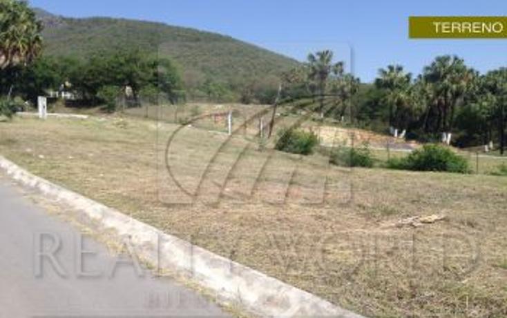 Foto de terreno habitacional en venta en, valle escondido, santiago, nuevo león, 1756314 no 03