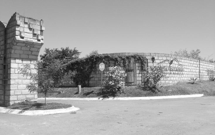 Foto de terreno habitacional en venta en  , valle escondido, santiago, nuevo león, 1760768 No. 01