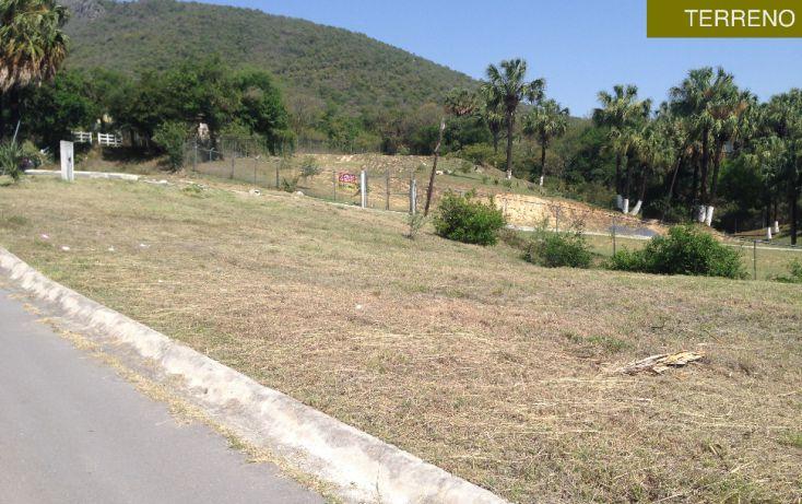 Foto de terreno habitacional en venta en, valle escondido, santiago, nuevo león, 1760768 no 02