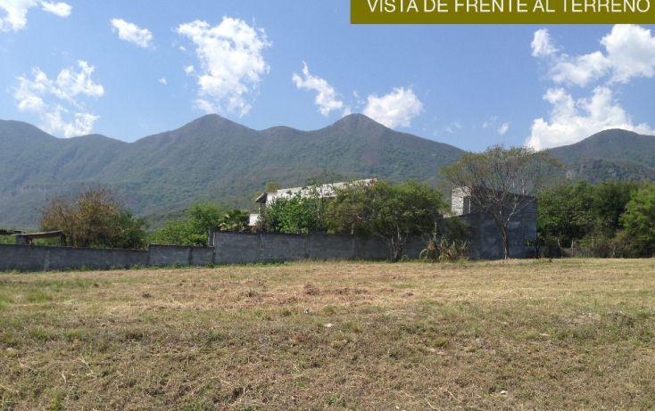 Foto de terreno habitacional en venta en, valle escondido, santiago, nuevo león, 1760768 no 03