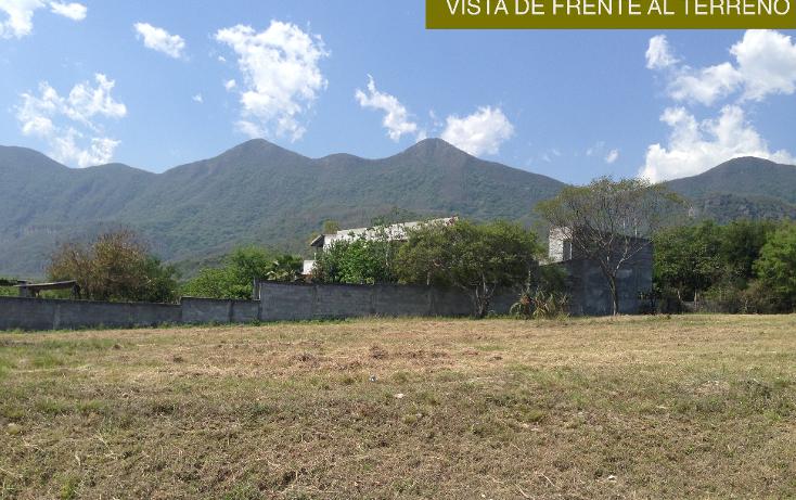 Foto de terreno habitacional en venta en  , valle escondido, santiago, nuevo león, 1760768 No. 03