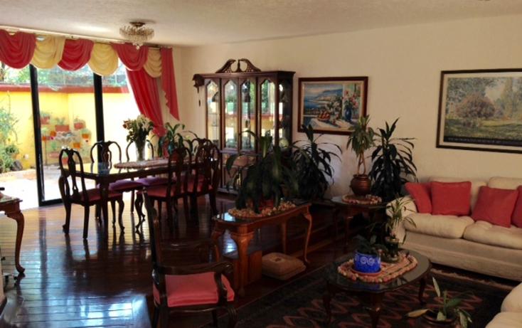 Foto de casa en venta en  , valle escondido, tlalpan, distrito federal, 1419121 No. 02