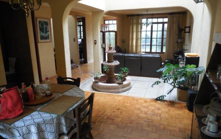 Foto de casa en venta en  , valle escondido, tlalpan, distrito federal, 1568556 No. 05