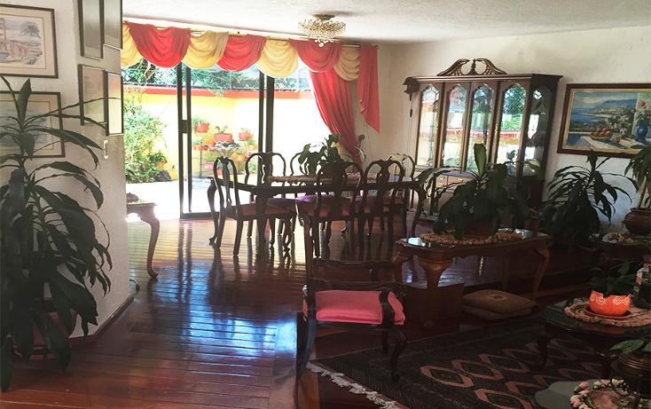 Foto de casa en venta en  , valle escondido, tlalpan, distrito federal, 1829418 No. 04