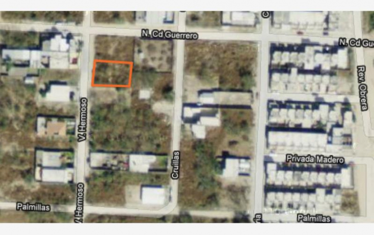 Foto de terreno habitacional en venta en valle hermoso 1, el anhelo, reynosa, tamaulipas, 880189 no 01
