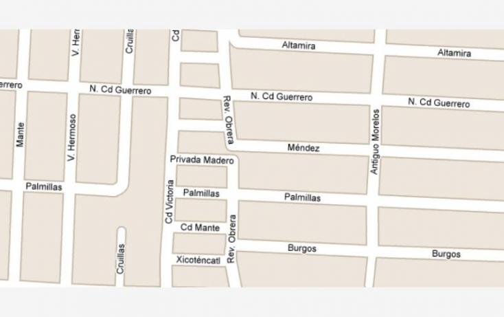 Foto de terreno habitacional en venta en valle hermoso 1, el anhelo, reynosa, tamaulipas, 880189 no 02