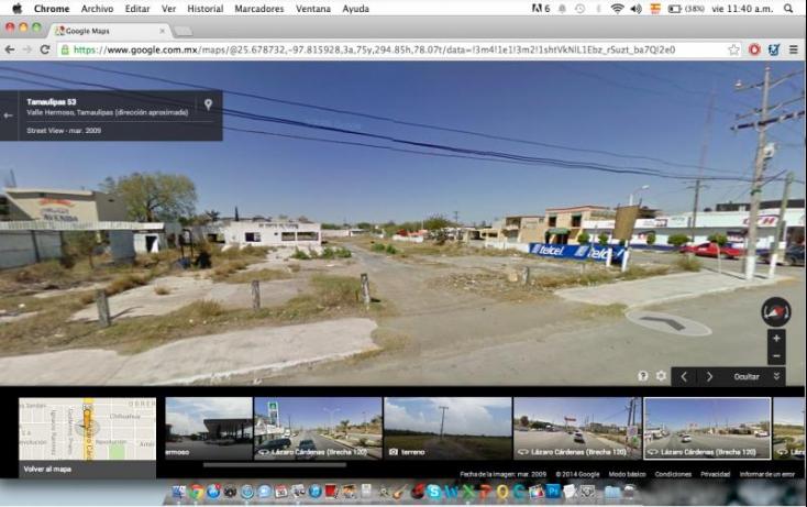 Foto de terreno comercial en venta en, valle hermoso centro, valle hermoso, tamaulipas, 663745 no 01