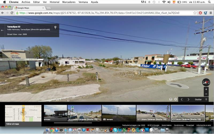 Foto de terreno comercial en venta en  , valle hermoso centro, valle hermoso, tamaulipas, 663745 No. 01