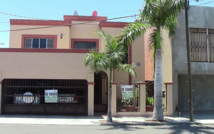 Foto de casa en venta en, valle hermoso, hermosillo, sonora, 1852624 no 01