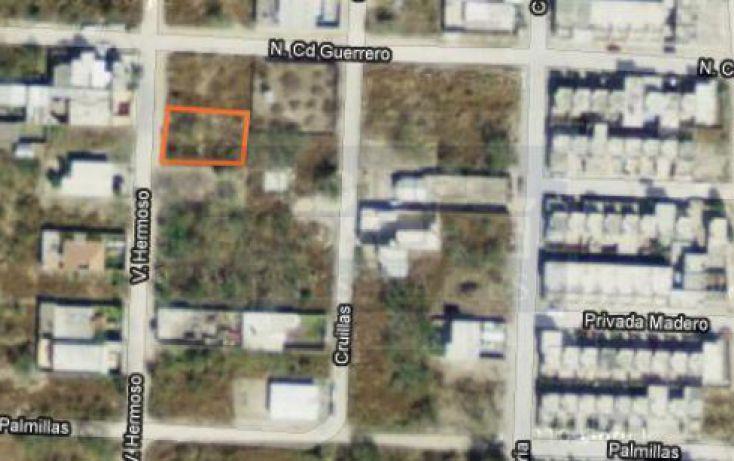 Foto de terreno habitacional en venta en valle hermoso, revolución obrera, reynosa, tamaulipas, 219694 no 01