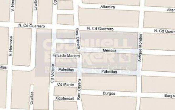 Foto de terreno habitacional en venta en valle hermoso, revolución obrera, reynosa, tamaulipas, 219694 no 02