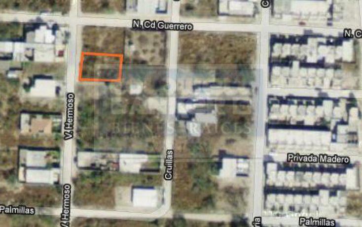 Foto de terreno habitacional en venta en valle hermoso, revolución obrera, reynosa, tamaulipas, 219694 no 03