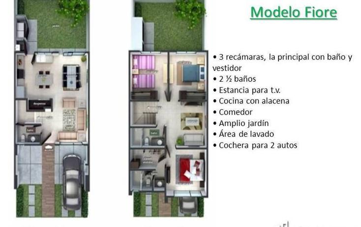 Foto de casa en venta en  , valle imperial, zapopan, jalisco, 1463013 No. 02