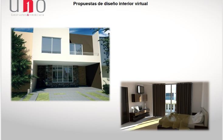 Foto de casa en venta en  , valle imperial, zapopan, jalisco, 1552674 No. 01