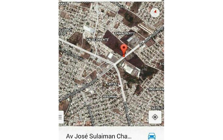 Foto de terreno habitacional en venta en  , valle oriente, victoria, tamaulipas, 1981130 No. 01