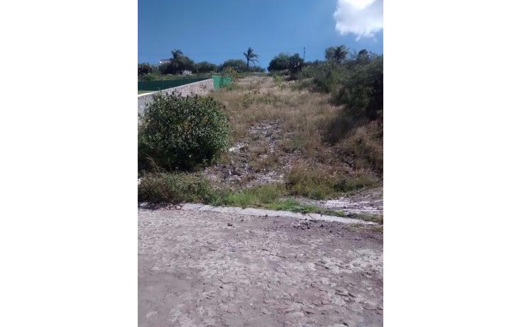 Foto de terreno habitacional en venta en  , valle real residencial, corregidora, querétaro, 1334113 No. 01