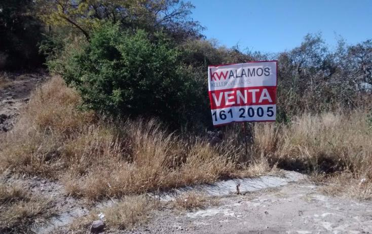 Foto de terreno habitacional en venta en  , valle real residencial, corregidora, querétaro, 1334113 No. 03