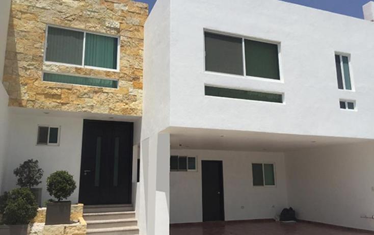 Foto de casa en renta en  , valle real, san andr?s cholula, puebla, 1711648 No. 01