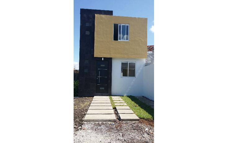 Foto de casa en venta en  , valle real, uruapan, michoacán de ocampo, 1365409 No. 01