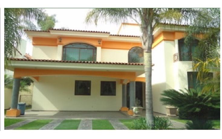 Foto de casa en renta en  , valle real, zapopan, jalisco, 1565051 No. 01