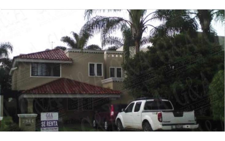 Foto de casa en renta en  , valle real, zapopan, jalisco, 1570755 No. 01