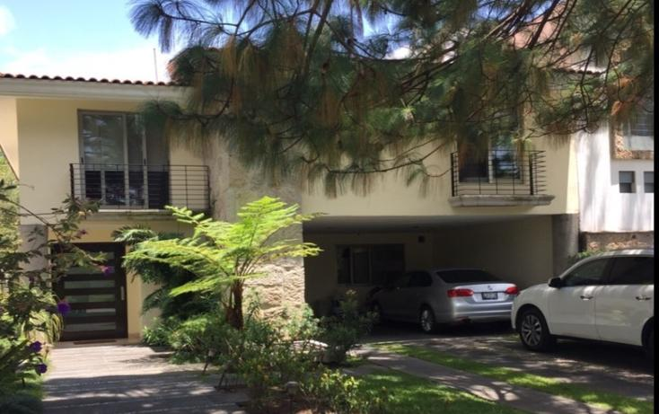 Foto de casa en venta en paseo san arturo , valle real, zapopan, jalisco, 1665889 No. 01