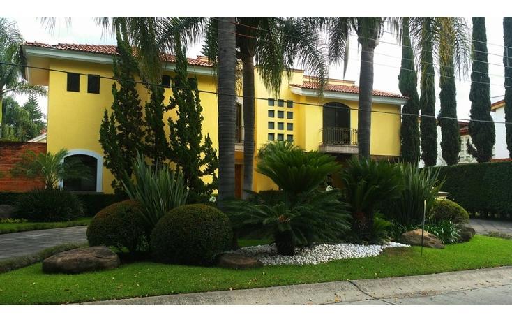 Foto de casa en venta en  , valle real, zapopan, jalisco, 766363 No. 01
