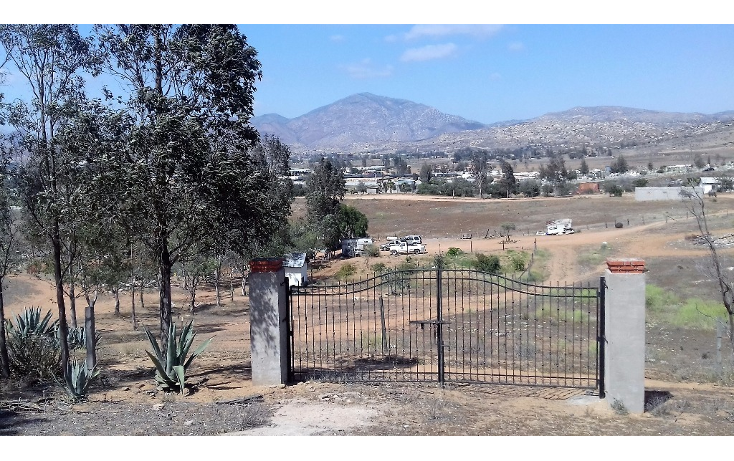 Foto de terreno habitacional en venta en  , valle redondo, tijuana, baja california, 2044969 No. 02