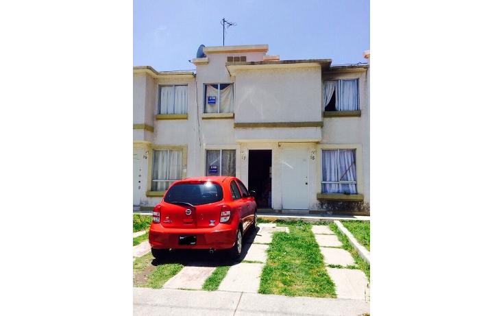 Foto de casa en venta en  , valle san pedro, tec?mac, m?xico, 1165355 No. 01
