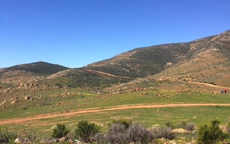 Foto de rancho en venta en  , valle san pedro, tijuana, baja california, 978305 No. 01