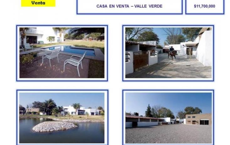 Foto de casa en venta en valle verde  barrio obrajuelo, el pueblito centro, corregidora, querétaro, 754191 no 03