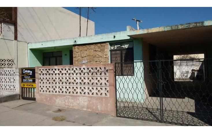 Foto de casa en venta en  , valle verde 1 sector, monterrey, nuevo león, 1715798 No. 01