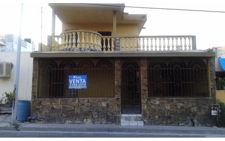 Foto de casa en venta en  , valle verde 3er sector, monterrey, nuevo león, 1830246 No. 01