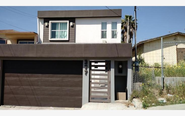 Foto de casa en venta en  -, valle verde, ensenada, baja california, 1744921 No. 01