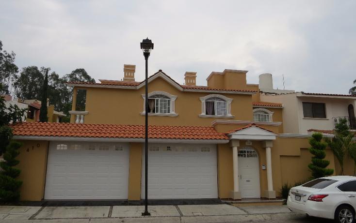 Foto de casa en venta en  , valle verde, morelia, michoacán de ocampo, 1184951 No. 01