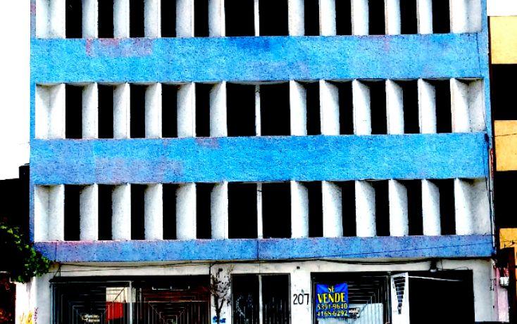 Foto de edificio en venta en, vallejo, gustavo a madero, df, 1298051 no 01