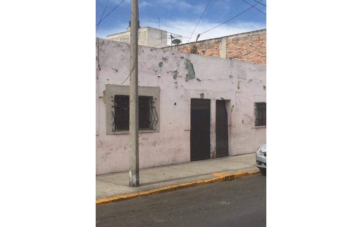 Foto de terreno habitacional en venta en  , vallejo, gustavo a. madero, distrito federal, 1788034 No. 01