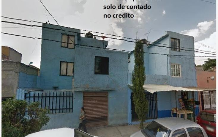 Foto de departamento en venta en  , vallejo, gustavo a. madero, distrito federal, 2030682 No. 03