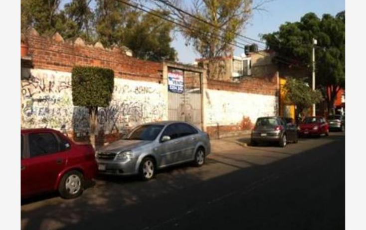 Foto de terreno habitacional en venta en  , vallejo, gustavo a. madero, distrito federal, 843297 No. 01