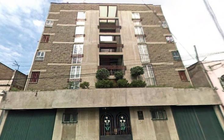 Foto de departamento en venta en  , vallejo poniente, gustavo a. madero, distrito federal, 1407971 No. 01