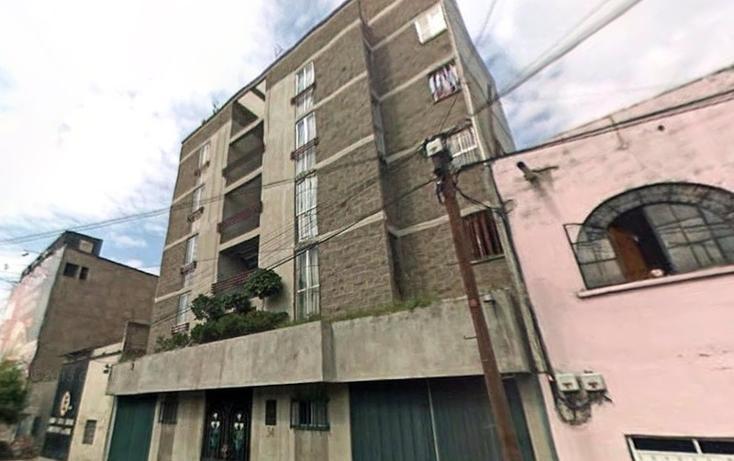 Foto de departamento en venta en  , vallejo poniente, gustavo a. madero, distrito federal, 1407971 No. 02