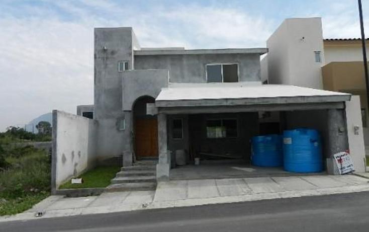 Foto de casa en venta en  , valles de cristal, monterrey, nuevo león, 1070553 No. 01