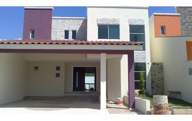 Foto de casa en venta en  , valles de cristal, monterrey, nuevo león, 1128307 No. 01